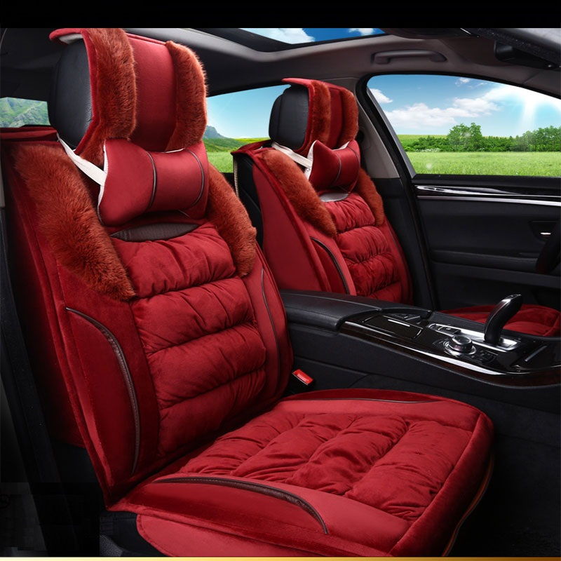 Changan suzuki tianyu sx4 swift/alto liana a6 feng yu antelope winter plush car seat car seat seasons seat cover seat cover