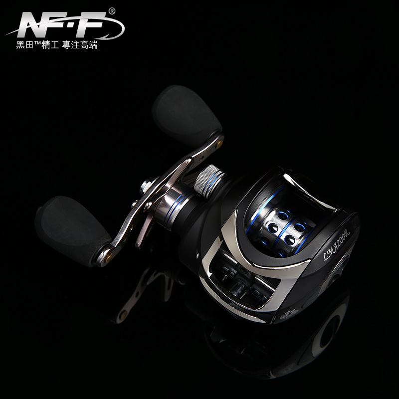 Cheap authentic droplets round lures fish reel right hand bomb proof reel 11 axis magnetic brake line pitching throwing bait