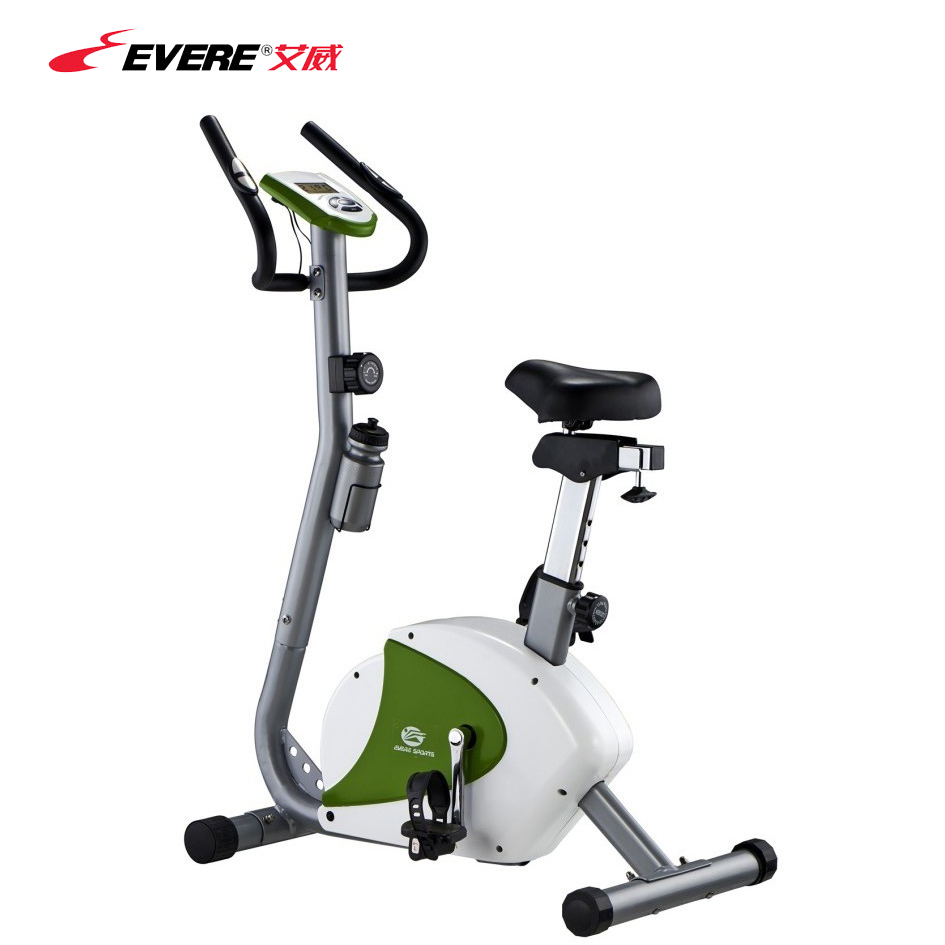 Cheap shipping iwill vertical magnetic exercise bike bc6600 single bike home exercise bike indoor exercise to lose weight slimming equipment