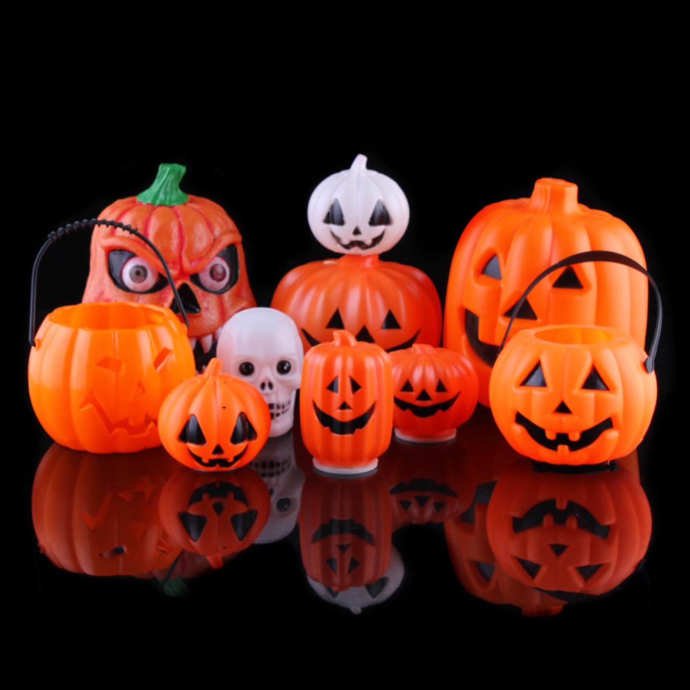 Chen tao halloween pumpkins christmas decoration supplies props pumpkin pumpkin lights led night light night light