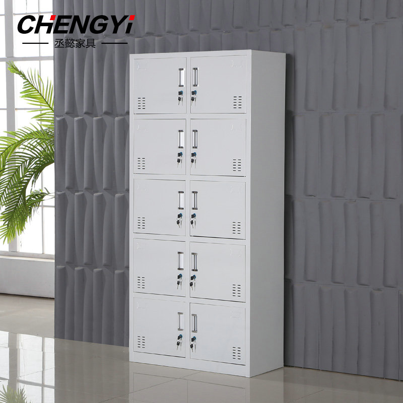 [Cheng yi] quintana five cabinet steel file cabinet cupboard five cabinet file cabinet office data Cabinet with lock