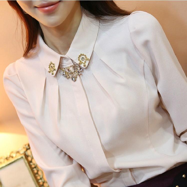 Ожерелье на рубашку своими руками