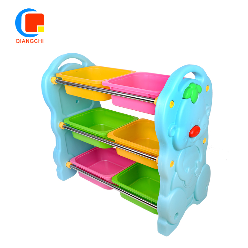 Children's toys nursery baby toys for small children to pack rack storage rack multifunctional storage basket cartoon