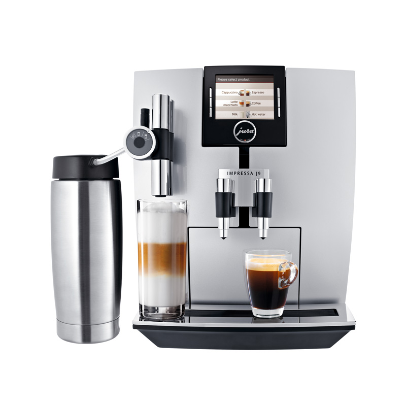 [China distributor] jura jura/jura impressa j9.3 j9 tft automatic coffee machine