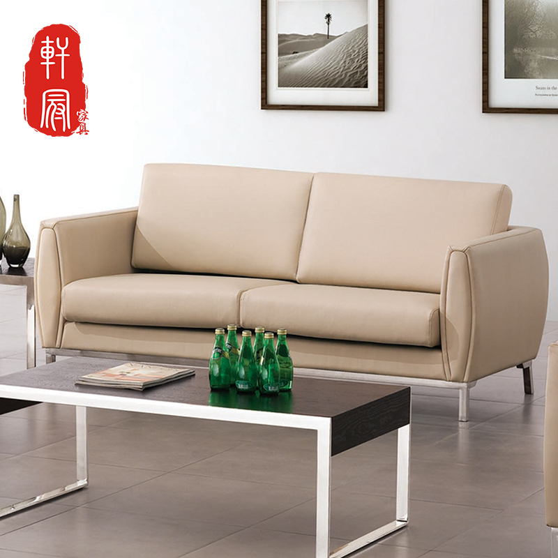 Chongqing shanghai entrepreneurial business parlor sofa office furniture minimalist modern office reception sofa sofa sipi