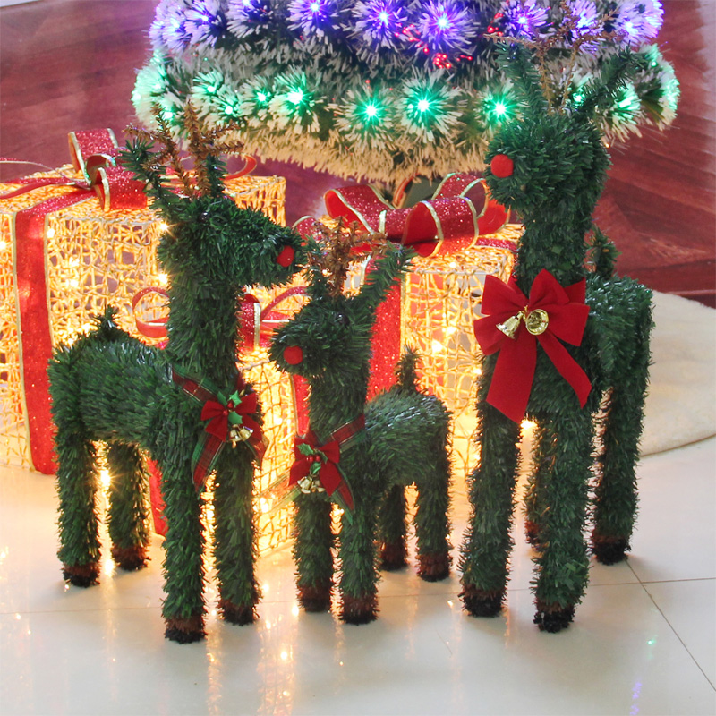 christmas deer animal mud horse christmas deer elk christmas decorations christmas decorations christmas snow grass - Horse Christmas Decorations
