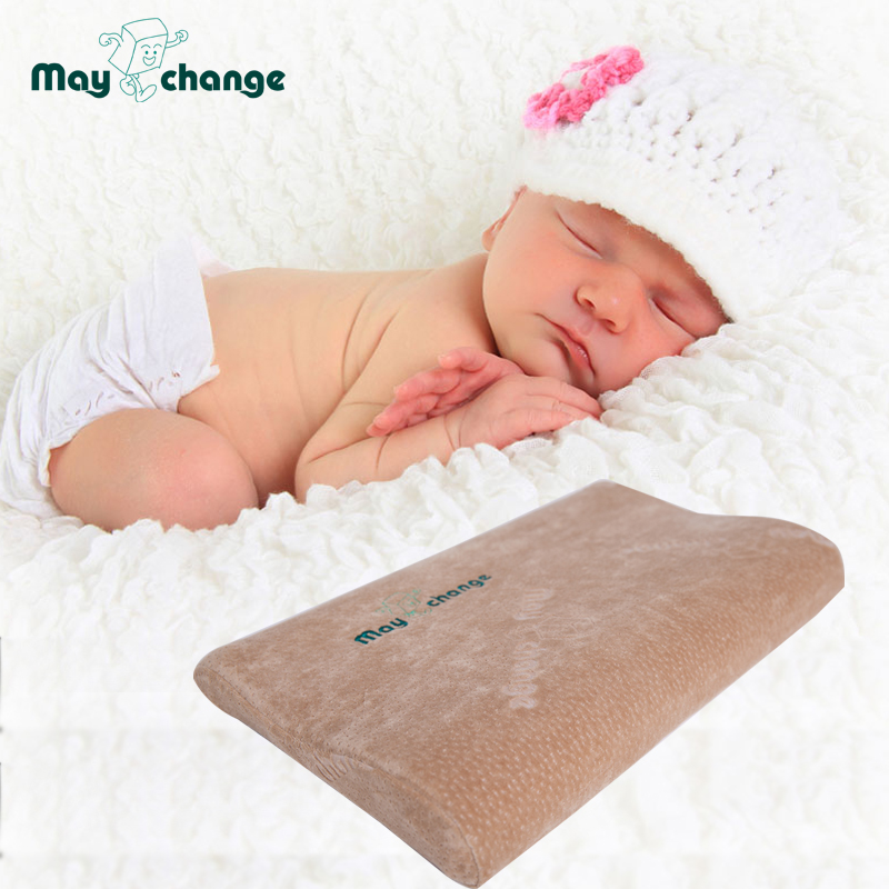 Chun mei baby memory pillow anti migraine newborn baby newborn child pillow pillow shape lengthened genuine head