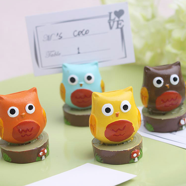 Cocoa daiyi new creative wedding wedding seat card table cards wedding wedding table cards taiwan card cat head eagle seats clip shelf