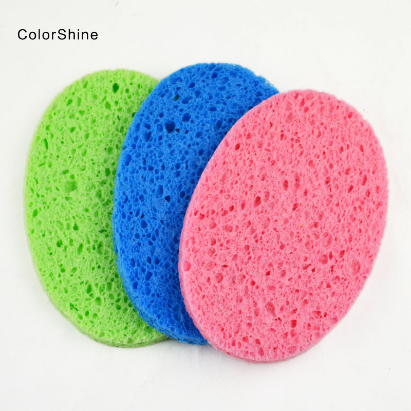 Colorshine cleansing cleansing wash flutter flutter cleansing cotton cotton cotton/pure wood pulp wash flapping wash sponge