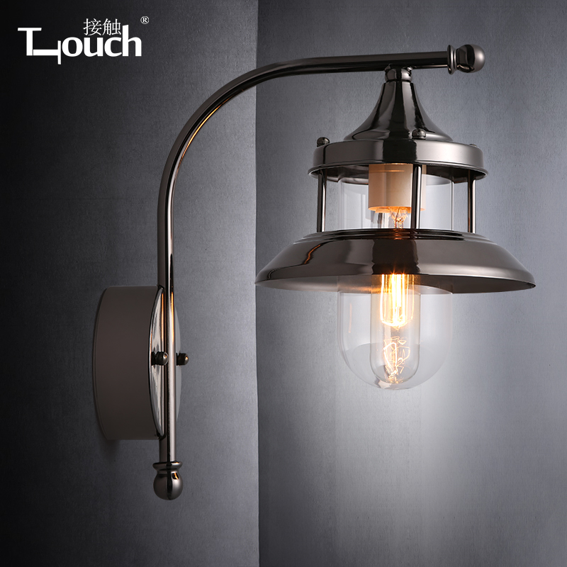China edison style lighting china edison style lighting shopping get quotations contact with retro style wrought iron glass lighting fixtures american country living room bedroom hallway wall aloadofball Image collections