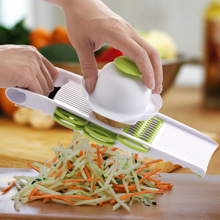 Continued kitchen supplies chopping artifact multifunction rub potatoes siqie si device manually household slicer grater