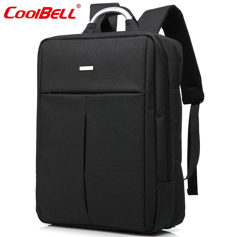 Cool bell computer bag shoulder computer bag 14 inch 15.6 inch laptop bag shockproof bag travel bag backpack schoolbag men and