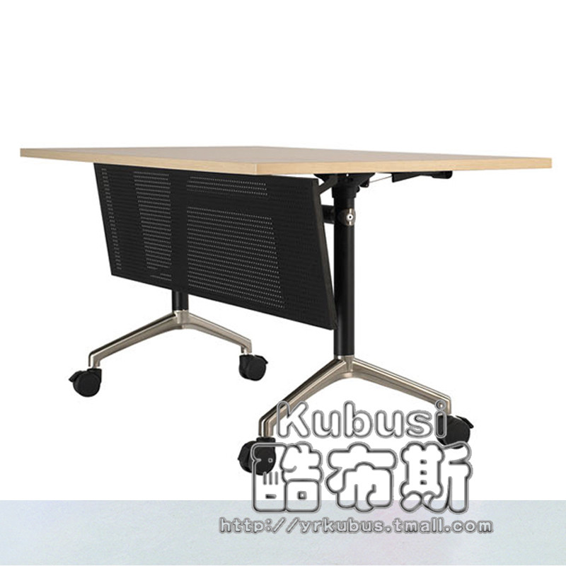 Cool booth modern bar staff training tables conference table folding table desk long table field activity table