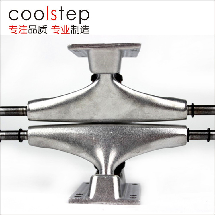 Coolstep skateboard double alice skateboard bridge bracket base 4 round fish skateboard stand accessories