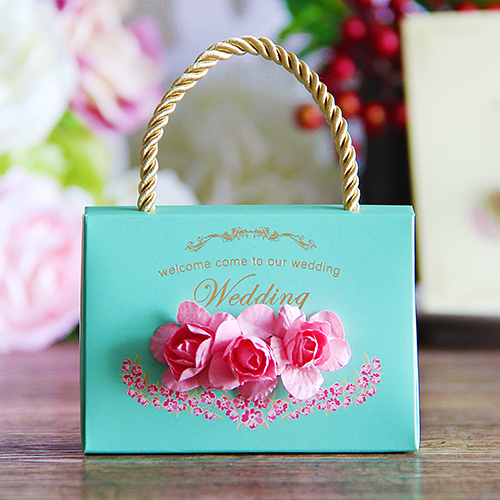 Corner love 2016 wedding wedding candy bag candy box creative personality candy box wedding supplies european