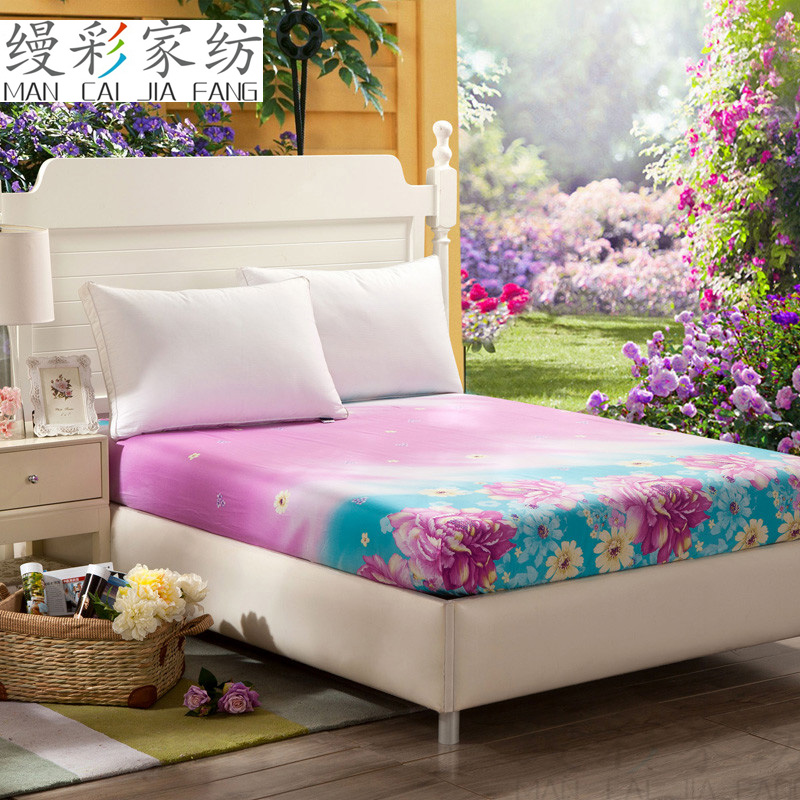 Cotton bed li cotton bedspread single bed sets simmons mattress protector double 1.5m1.8 m bed specials