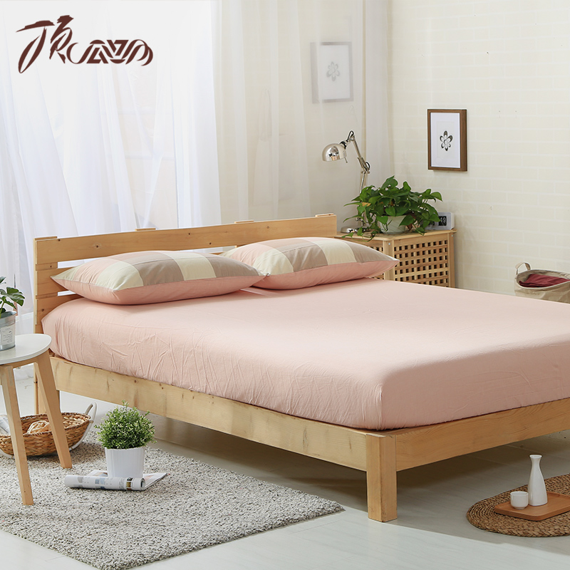 Cotton bed li single piece of cotton bedspread simmons mattress cover protective cover zongdian 1.21.51.8 m bed