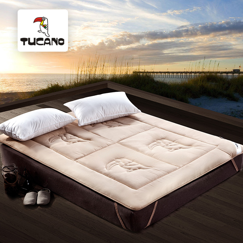 Get Quotations Cotton Slip Soft Mattress Thicker Mattresses Tatami Bed Futon Single Double Dormitory