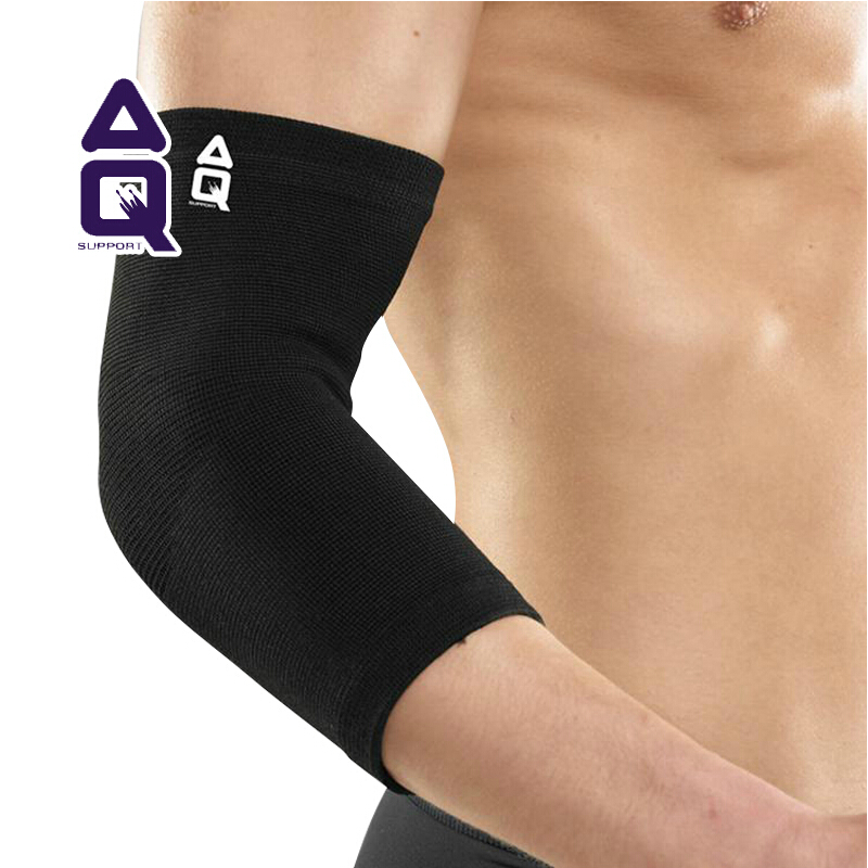 Counter aq basketball badminton table tennis elbow brace armband lengthened thin breathable knit type 1181