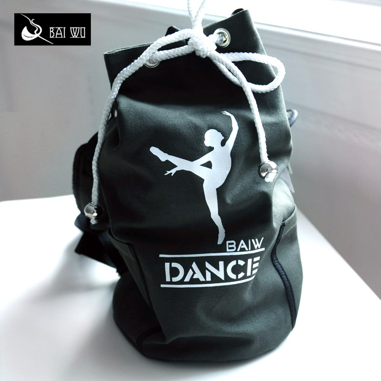 Court parker house dance dance bag shoulder bag canvas bag dance dance dance bag adult dance bag 、 canvas bag big bag large capacity