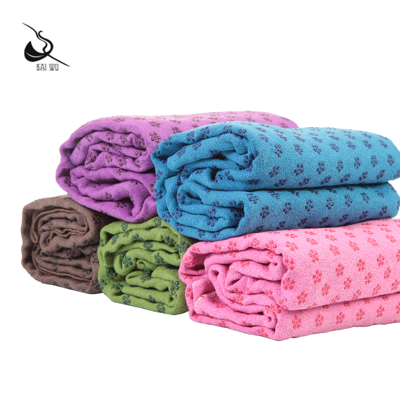 Court parker house dance thick sweat fitness slip yoga mat yoga shop towels thick yoga mat yoga towel comfortable environment
