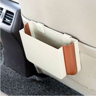 Creative living automotive folding trash barrel retractable car car trash car supplies automotive interior storage box