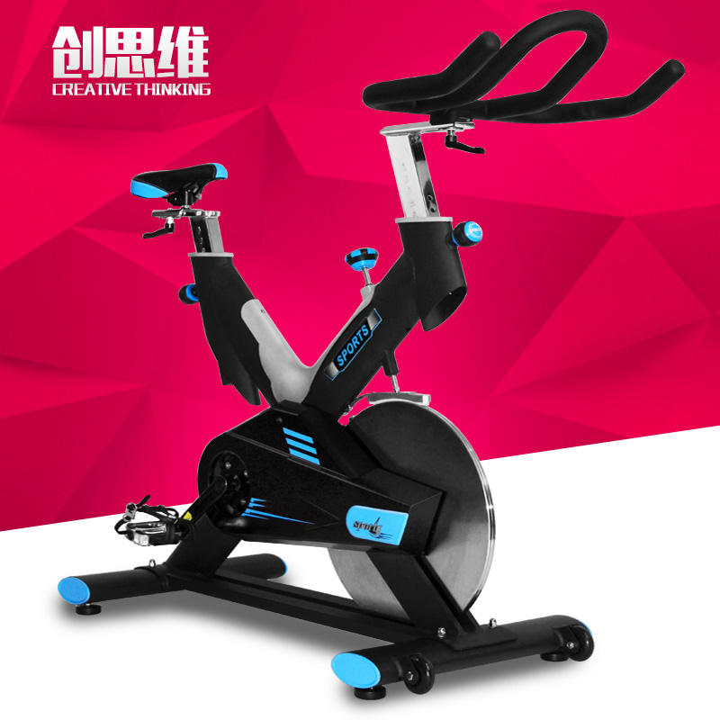 Creative thinking exercise bike spinning exercise bike ultra quiet household commercial gym exercise bike exercise bike indoor