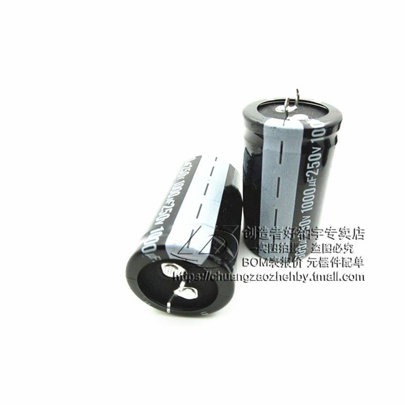 Creators | horns capacitance 250 v 1000 uf electrolytic capacitor volume 30*50