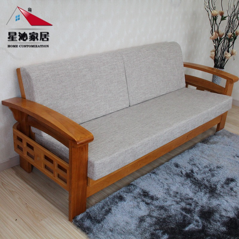 Get Quotations Custom Solid Wood Thick And Hard Sponge Foam Mattress Sofa Cushion Pad Windows