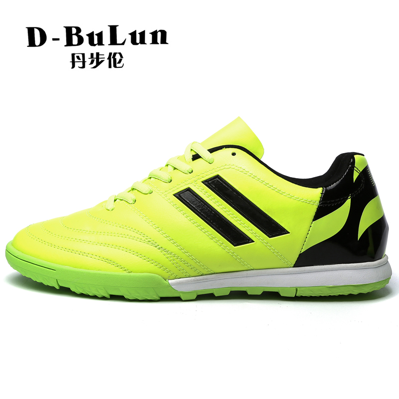Dan fallon step counter genuine children of men and women tf broken nails artificial turf soccer shoes training shoes breathable leather