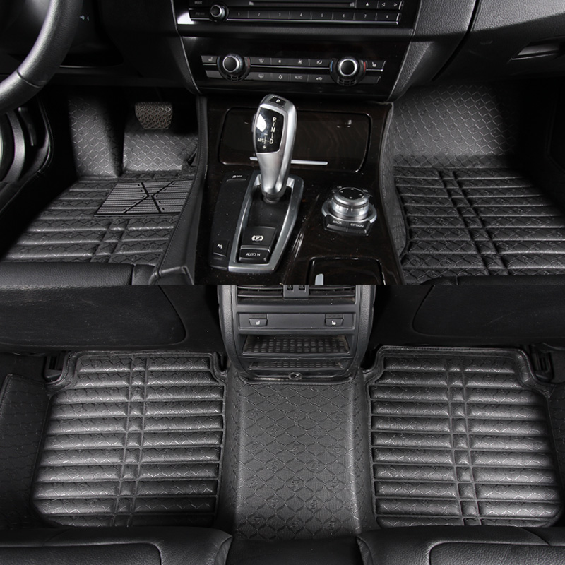Daquan car mats surrounded audi a4l/a6l/q3/q5/q7/a1/a3/ Jaguar xf it is true