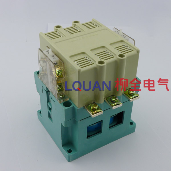 Daryl cj20-100 ac contactor silver contacts 100a