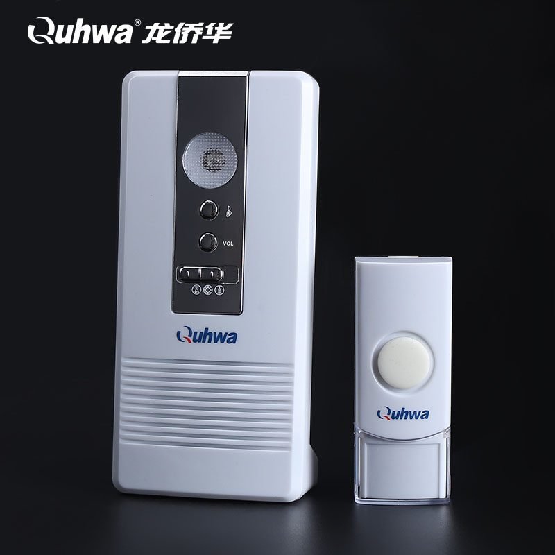 Dc joe chinese wireless doorbell home dragging a genuine dc battery remote electronic remote control doorbell electronic