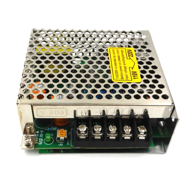 Dc power supply 25 w 24 v switching power supply s-25-24 led switching power supply ac to dc transformer monitoring equipment