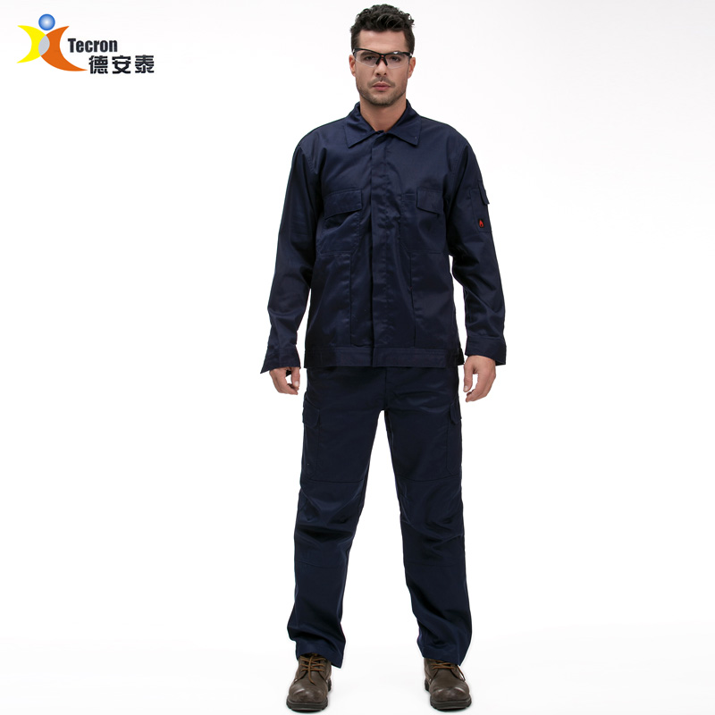 Dean tecron thai cotton insulation fire antistatic protective clothing antistatic protective clothing fire retardant clothing