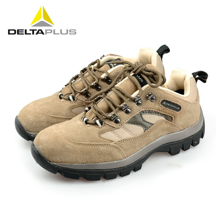 Delta breathable safety shoes safety shoes puncture smashing fashion casual hiking shoes steel toe shoes