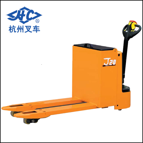 [Deposit] hangchow j series 1.6-3 ton electric forklift pallet truck pallet truck load of high performance