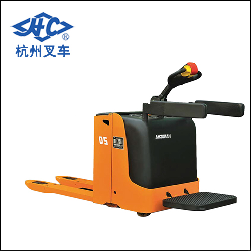 [Deposit] hangchow  j series of two or three tons electric forklift pallet truck hangcha move transport vehicles high performance and stability