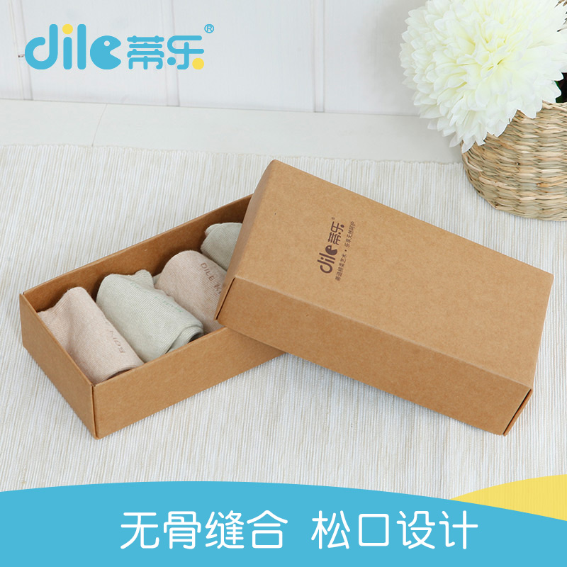 Di le spring and summer newborn baby socks baby socks children's socks socks spring and summer thin section breathable 0-1-3-year-old