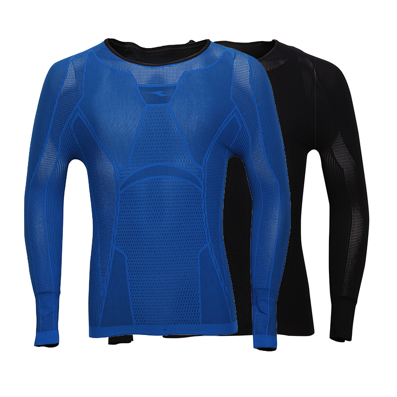 Diadora/diadora men breathable wicking sports tight t-shirt italy