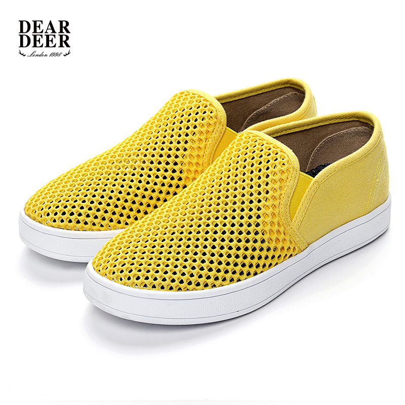 Didi deer children's spring and autumn new single mesh shoes casual shoes breathable mesh shoes for children boys sports shoes running shoes