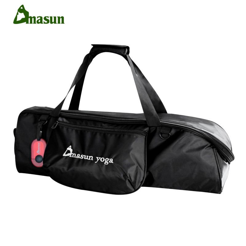 af1ea1d897 Get Quotations · Dima sen yoga bag yoga mat bag yoga fitness multifunction sports  bag canvas shoulder bag female