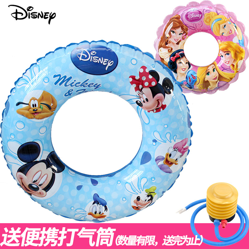 Disney children swimming laps thicken baby swim ring infant swim ring armpits ring swim ring baby armpit lifebuoy