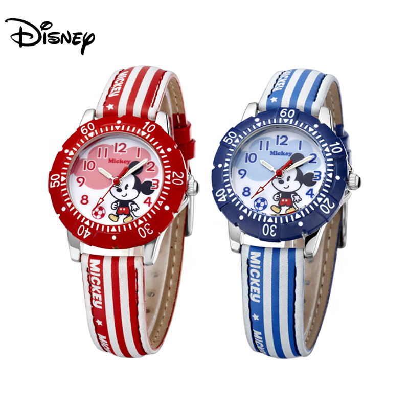 Disney children watch cartoon boy watches students watch cute cartoon electronic watches luminous watches