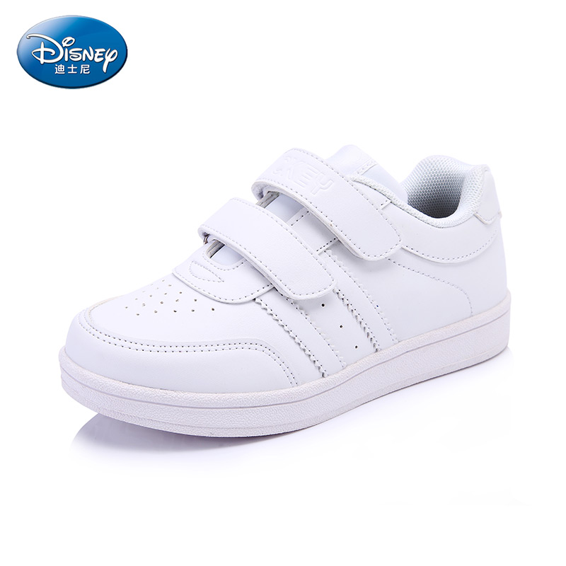 Disney children's shoes 2016 new autumn and winter sports shoes for boys and girls casual shoes student shoes white shoes school shoes