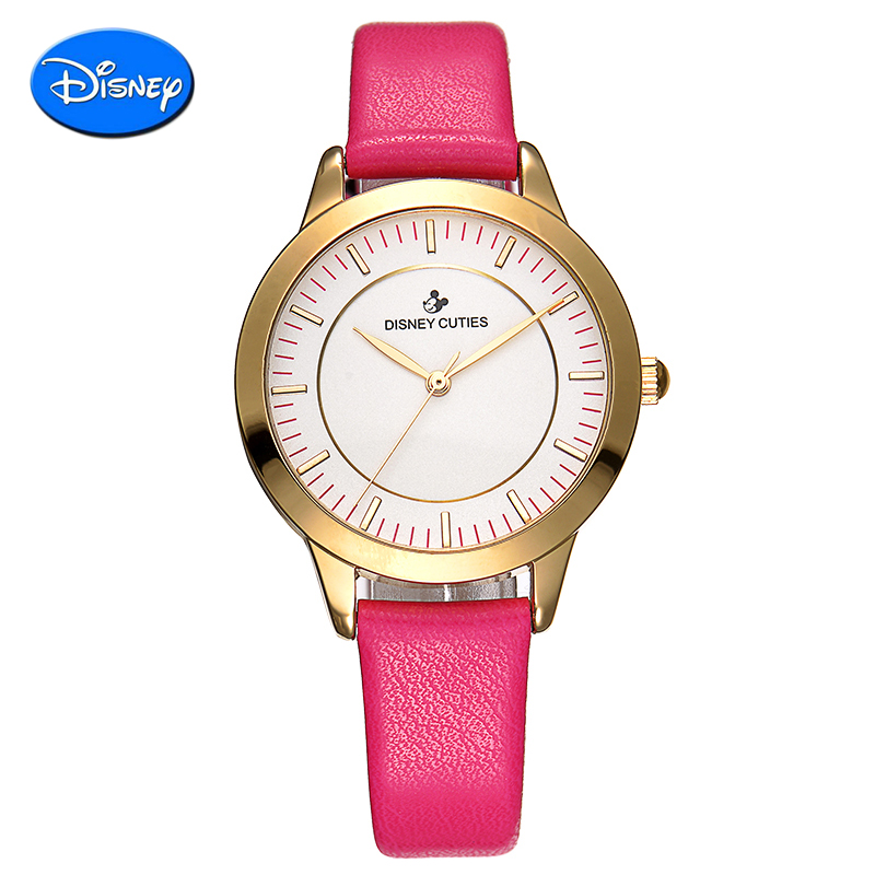 Disney watches children watch disney girls girls girl students watch girls watch quartz waterproof