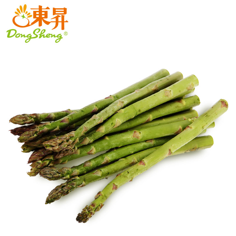 Dongsheng farm fresh green asparagus asparagus dish asparagus shoots bamboo shoots fine distribution of fresh vegetables (300g)