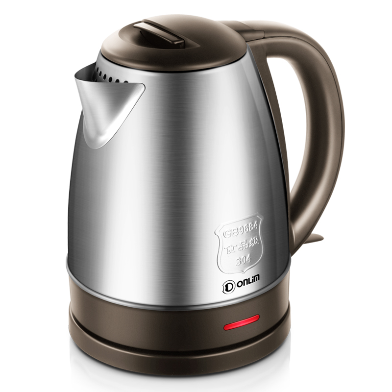 Donlim/df DL-KE19 304 stainless steel kettle electric kettle open kettles rapid capacity