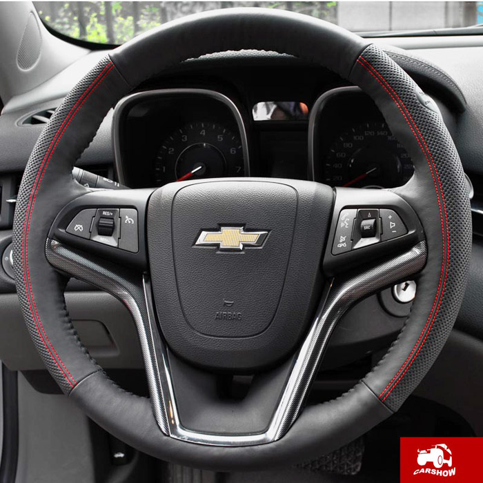 [Down's car industry] 12-17 paragraph mindray bao mai rui bao sew leather steering wheel cover leather steering wheel cover Card hyun