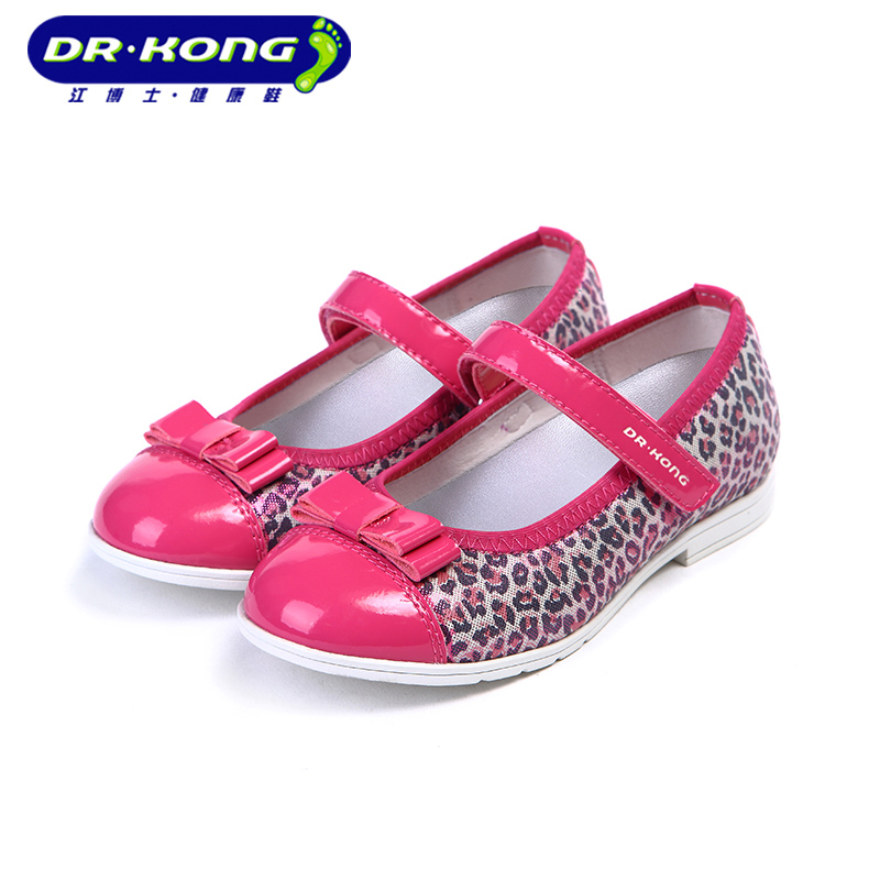 Dr. jiang models female shoes girls shoes spring models female korean version of the influx of children shoes baby shoes princess shoes